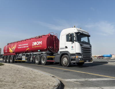 Truck maker Scania says UAE can cut emissions by 20%
