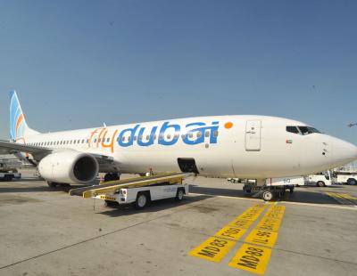 Flydubai airliner makes emergency landing in Iran, stranding passengers