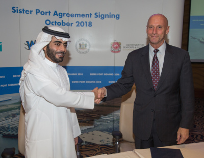 Gulftainer to invest $600m in Port of Wilmington, boost US-UAE trade