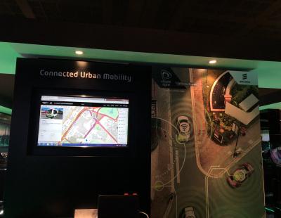 Etisalat Digital and Ericsson showcase smart traffic management at GITEX