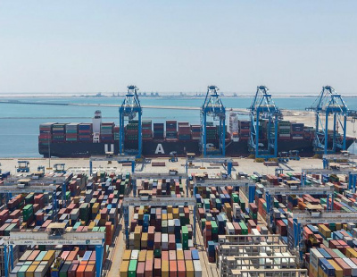 Abu Dhabi Ports sees 82.4% surge in container volume in the first half of 2019