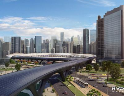 Dubai-backed Virgin Hyperloop One presents future tech to US Congress