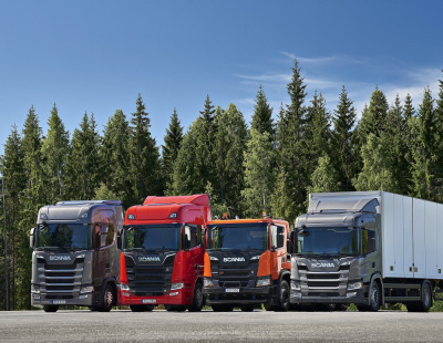 Scania launches new generation of trucks in the UAE