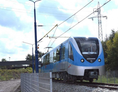 Dubai Metro receives first train of 50 train order