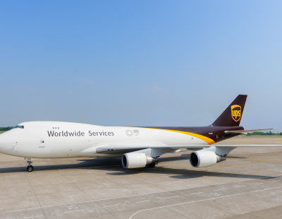 UPS comes top among all express companies in global survey