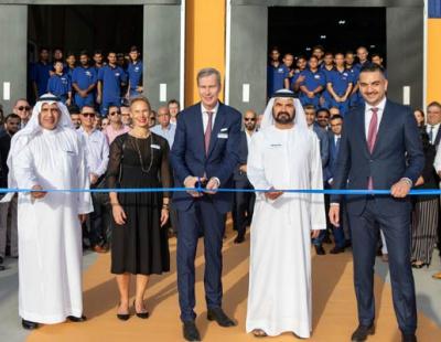 Warehouse door maker Hormann opens new production line in JAFZA