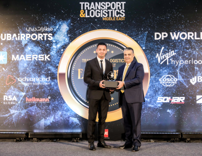 LogiPoint wins Logistics Zones Operator of the Year