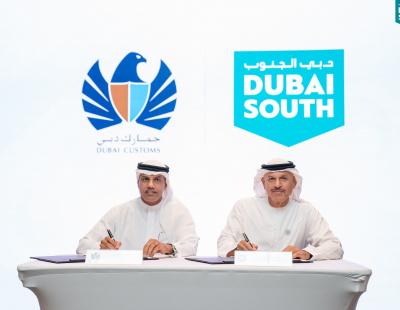 Dubai South and Dubai Customs seek greater integration to enhance trade