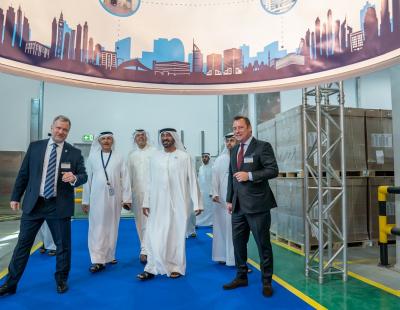 Kuehne + Nagel UAE launches Dubai South warehouse expansion