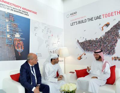 KIZAD showcases KIZAD Construction City for 'resilient' market