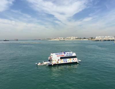 Carrefour launches the world's first sail-thru supermarket in Dubai