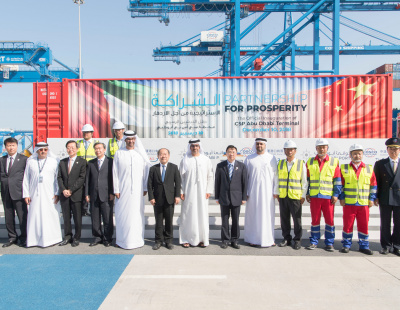 COSCO Shipping and Abu Dhabi Ports launch dedicated container terminal