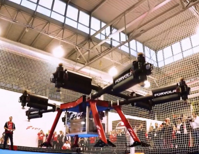 Video: Drones are growing into a $100 billion industry