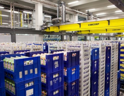 Synlait selects Cimcorp for automated order picking system
