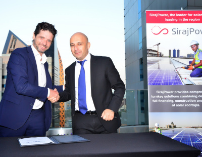 SirajPower expands greener supply chain solutions to Abu Dhabi