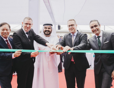 German pump maker Wilo launches regional HQ in Jebel Ali