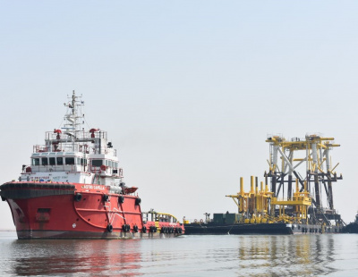 Mammoet expands tug and barge services in GCC with Astro