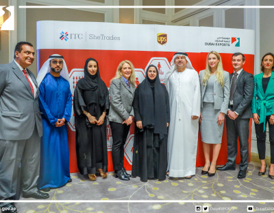 Dubai Exports and UPS team up to support women-owned businesses
