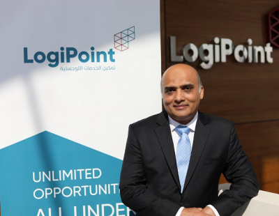 LogiPoint brings international concepts in logistics efficiency to KSA