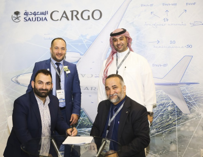 Saudia Cargo signs breakbulk charter deal with Air Charter Service