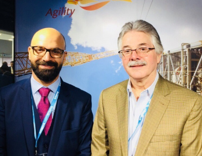 There's a five-year boom coming for breakbulk sector in the GCC says Agility