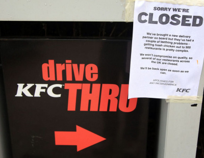 3PL that caused KFC UK to run out of chicken gets no-deal Brexit contract