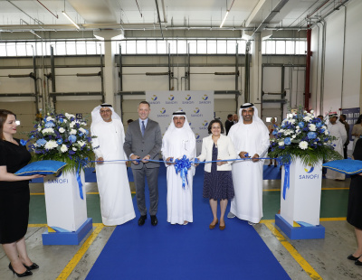 Sanofi boosts pharma logistics capacity in Dubai with Kuehne + Nagel