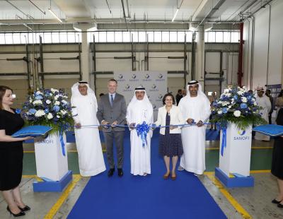 Sanofi boosts pharma logistics capacity in Dubai with Kuehne + Nagel