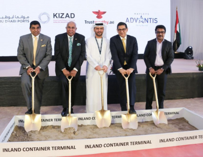 Sri Lankan logistics giant to operate 3PL hub and Inland Container Depot in KIZAD
