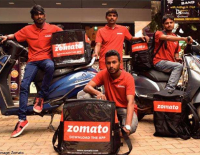 Zomato's UAE-wide operations sold to Delivery Hero for $172 million