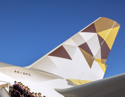 Etihad celebrates Women's Day with first ever all-female flight crew