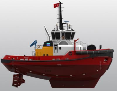 Svitzer orders new tug fleet for SOHAR Port operations