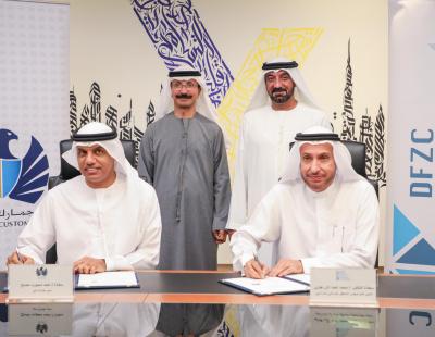 Dubai Customs signs MoU with Dubai Free Zones Council for Virtual Stock Guarantee