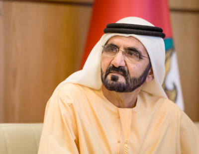 Sheikh Mohammed expresses disappointment with Emirates Post