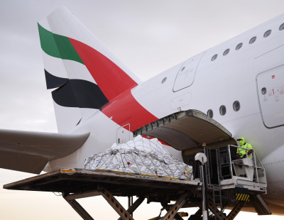 VIDEO: Emirates SkyCargo cuts historic piano's travel time by 99.6%