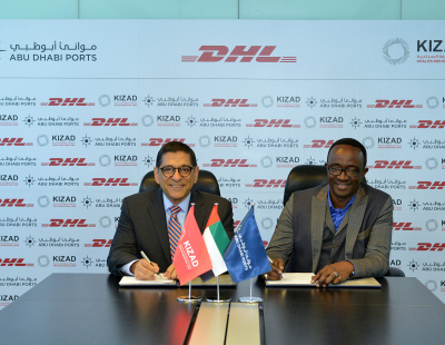 DHL Global Forwarding expands in UAE with KIZAD Distribution Centre