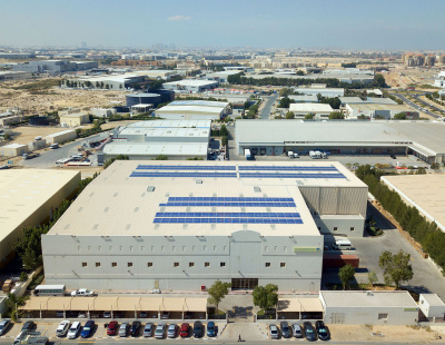 Dubai beauty retailer KOJ goes solar with Yellow Door Energy