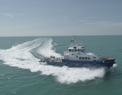 UAE-based Grandweld Shipyards delivers four Crew Boats to Kuwait Oil Company