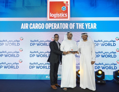Air Cargo Operator of the Year is won by flydubai Cargo at Logistics ME Awards