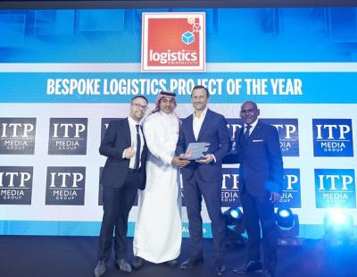 Almajdouie GEFCO's automotive efforts earn it Bespoke Logistics Project of the Year
