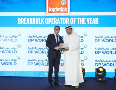 Breakbulk Operator of the Year goes to GAC Group at Logistics ME Awards
