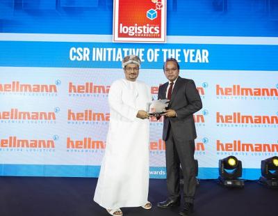 SOHAR Port & Freezone wins CSR of the Year at the Logistics ME Awards