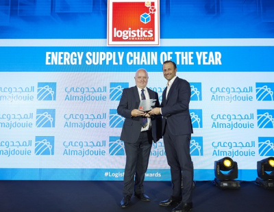 RSA-TALKE wins Energy Supply Chain of the Year at the Logistics ME Awards
