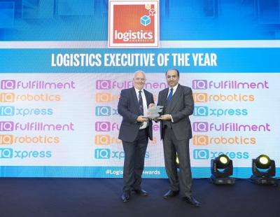 Markus Koepsel named Logistics Executive of the Year at Logistics ME Awards