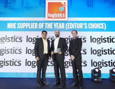 Swisslog takes home MHE Supplier of the Year at Logistics ME Awards