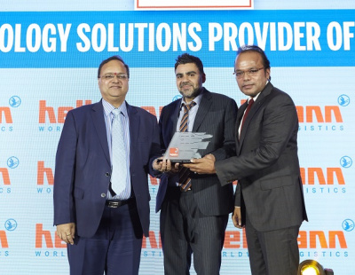 Technology Solutions Provider of the Year goes to Tristar at Logistics ME Awards