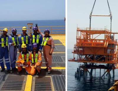Drydocks World completes fifth project for Arabian Gulf oil and gas fields