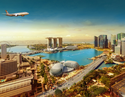 Etihad Cargo continues network revamp with Singapore connection