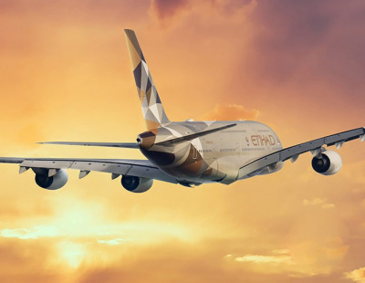 Etihad warns of delays after suspending flights through Iranian airspace