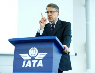 IATA forecast for aviation cuts profit by US$2.5 billion due to trade tension